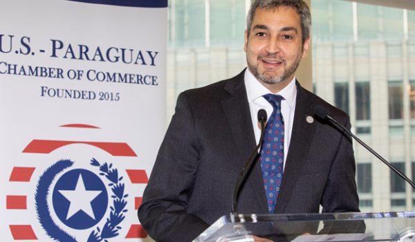 H.E. Mario Abdo Benítez, President of Paraguay